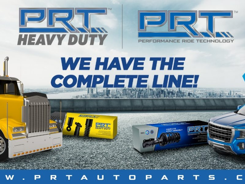 PRT & PRT HEAVY DUTY ARE EXHIBITION AT INNOVATIONS AAPEX SHOW